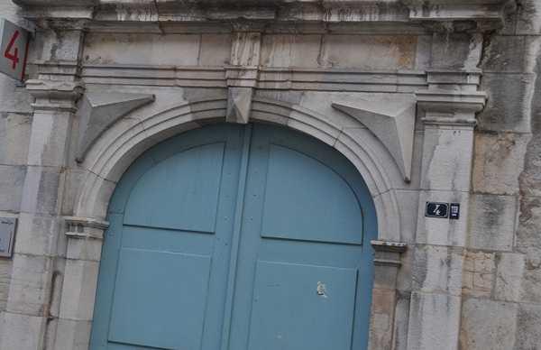 Antiguo hotel de las Clarisas