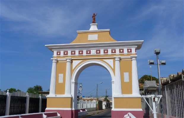 Arco de la Federación