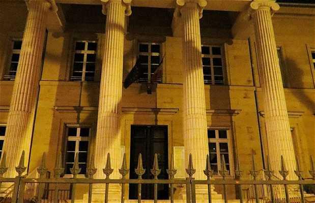 Palais de Justice de Brive la Gaillarde