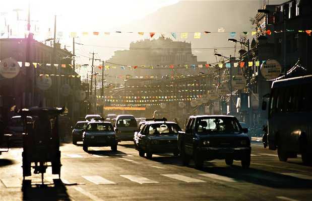 Beijing Donglu, Lhasa