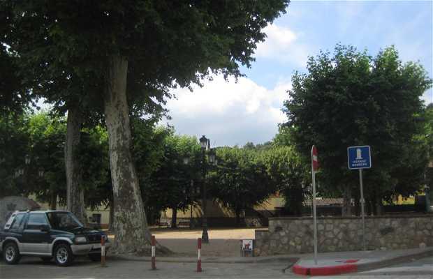 La Plaza Joan Ragué i Camps