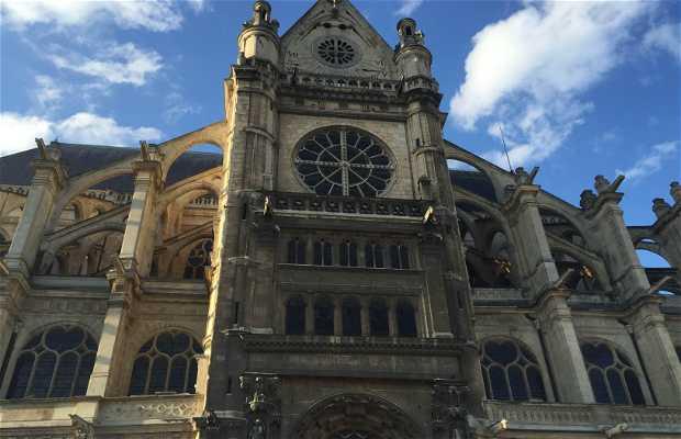 Chiesa di San Eustachio di Parigi