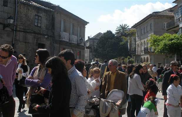 Plaza Alonso de Fonseca