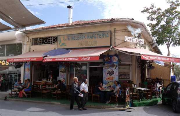 "Cafeteria-Kebab-shop ""kelebek Papillon"""