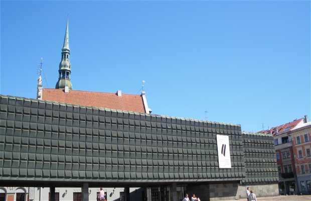 Museo dell'occupazione della Lettonia