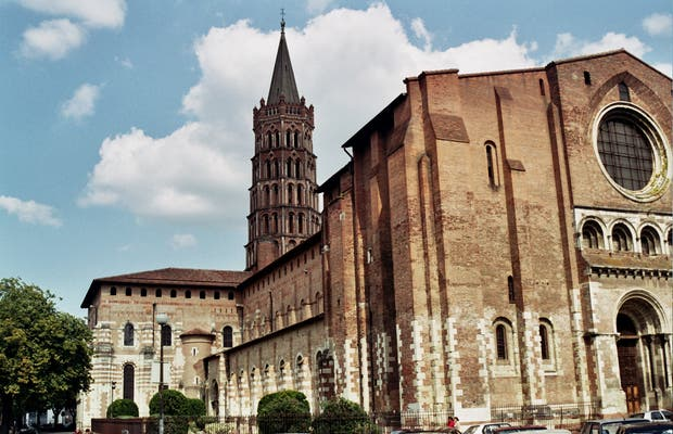Basilica di Saint-Sernin