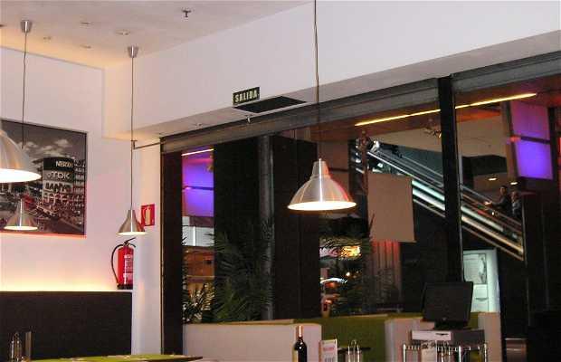 Salto restaurante