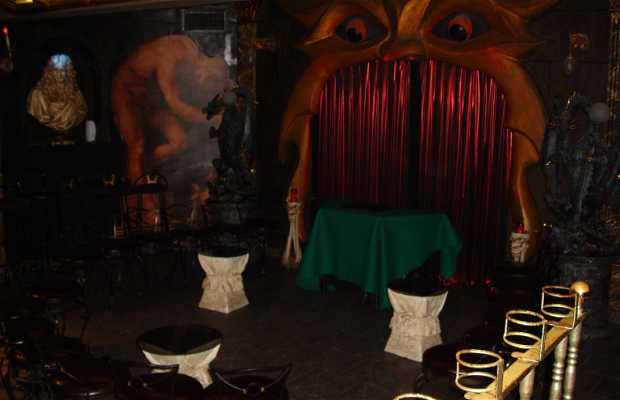 Houdini Magic Hall a Madrid