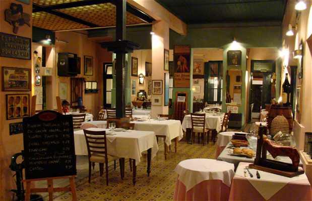 Restaurante El Cascote