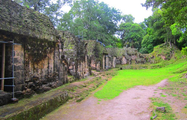 Palacio de Acanaladuras