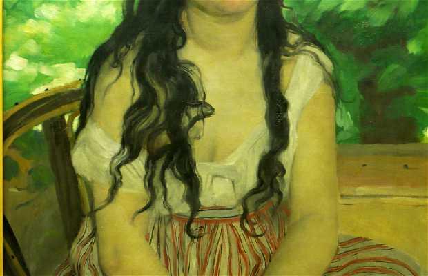 Impresionistas en la Alte Nationalgalerie