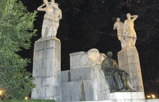Escultura de Carlos Tartiere