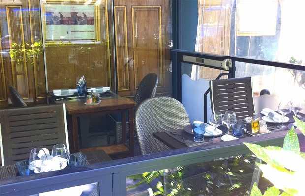 Le Bar a Huitres Place des Vosges