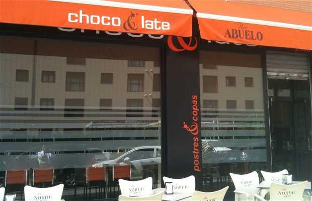 Chocoandlate, Postres y copas
