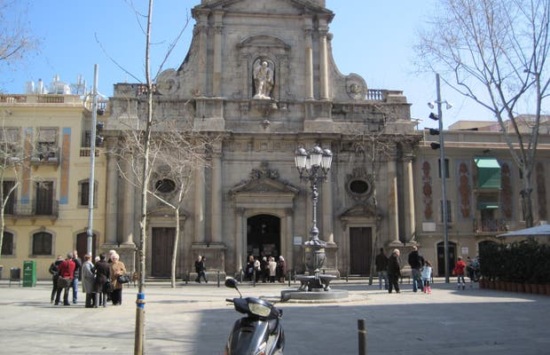 Iglesia de Sant Miquel del Port