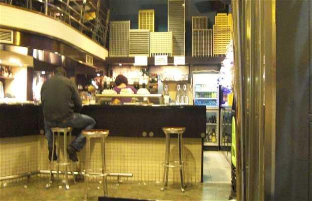 Cafeteria Manhattan en Barakaldo
