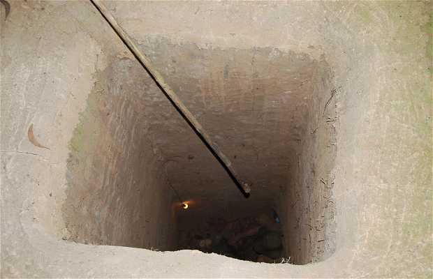 I tunnel di Cu Chi