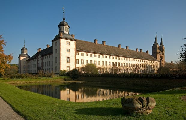 Palacio de Corvey