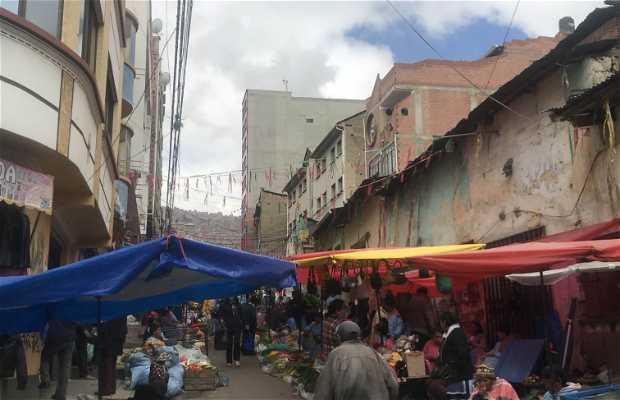 Mercado Uruguay