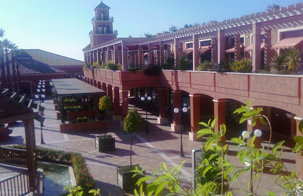 Centro Comercial La Hacienda de Islantilla