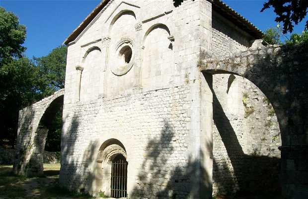 El Vall de las Ninfas, La Garde Adhémar, Francia