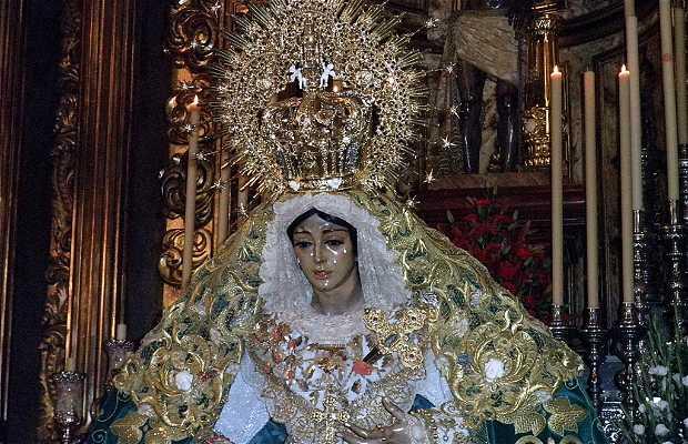 Saints Martyrs Parish (levée en l'honneur de la Vierge Marie de la O)