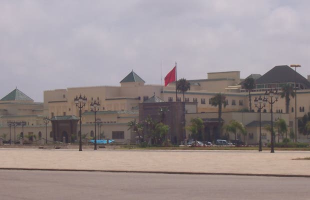 Royal Palace of Rabat (Dar al-Makhzen)