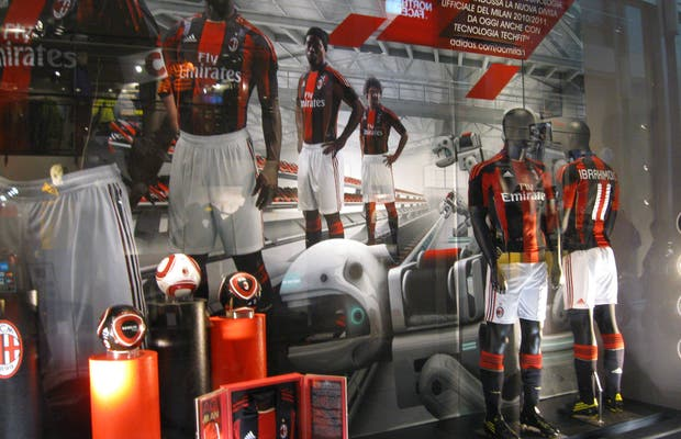 Milan Megastore