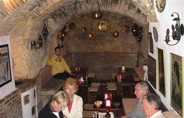 Bar tipico Alcaraván