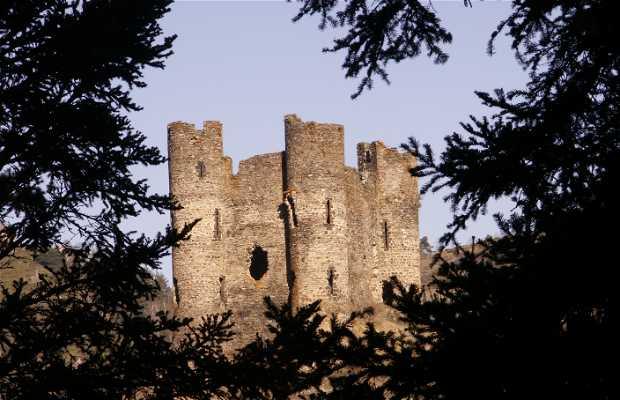 Castillo de Alleuze