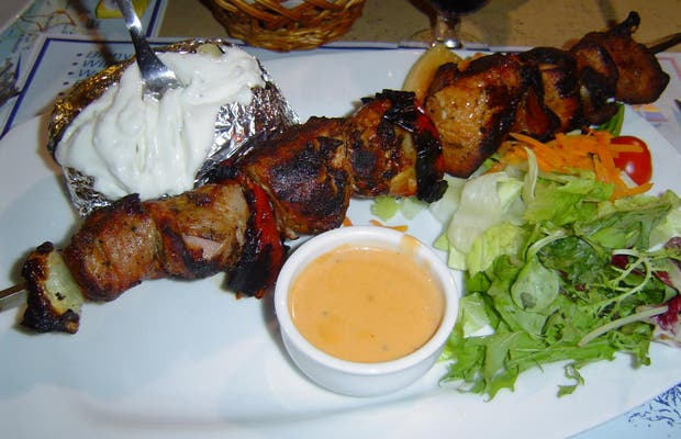 TIVOLI Steakhouse & Terrace