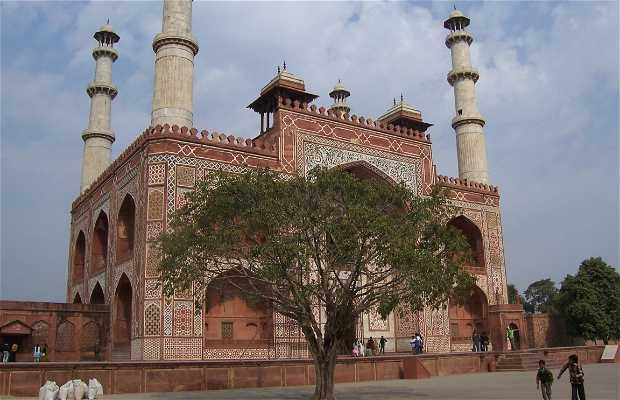Tumba de Akbar