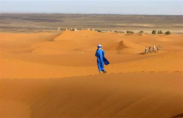 Morocco-Deserttrek