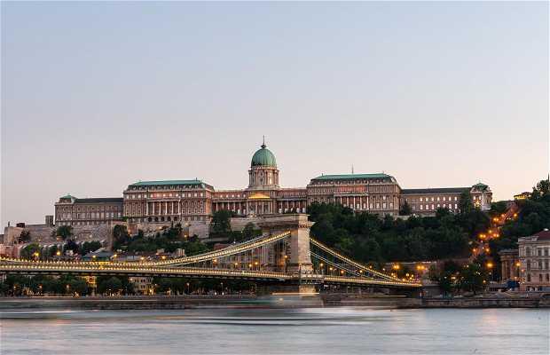 Castelo de Buda - Palácio Real