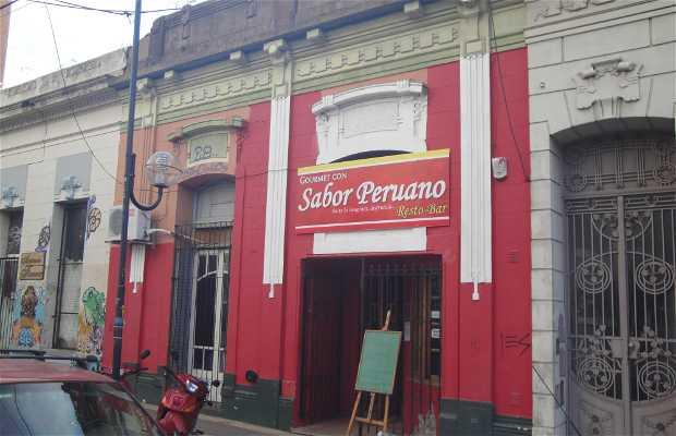"Restaurante ""Así es mi Peru"""