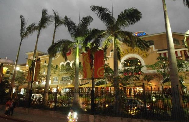 Centro comercial Guayaquil