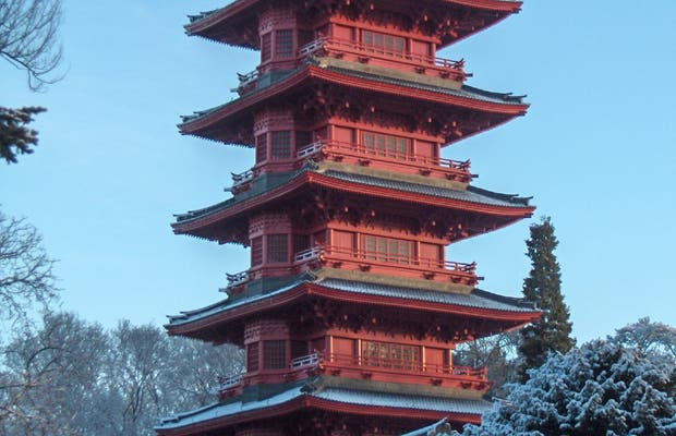 Torre japones
