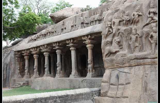 Krishna Cave Temple (Krishna Mandapam)
