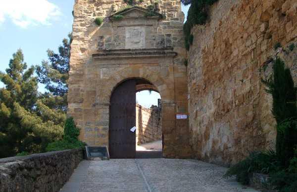 Puerta de las lanzas en alcal la real 1 opiniones y 5 fotos - Harina puerta de alcala ...