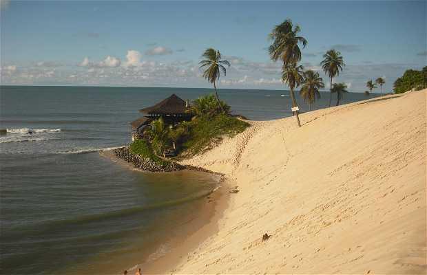 Playa de Genipabú
