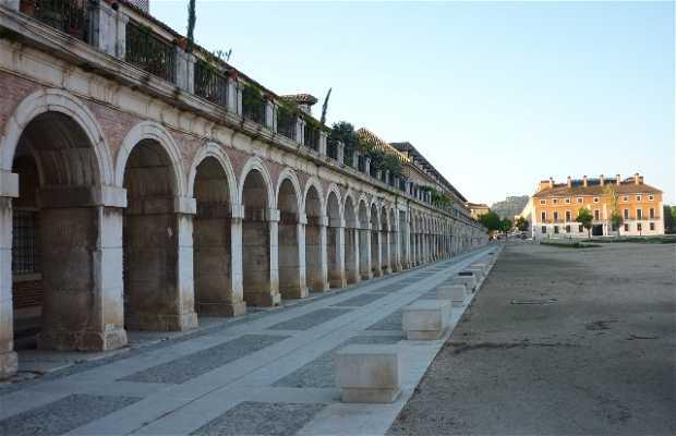 Parejas Square