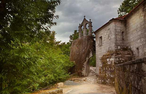 Monastere de San Pedro de Rocas