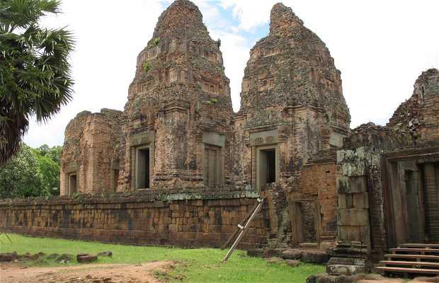 Temple Mebon Oriental