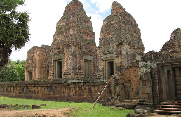 Templo Mebon Oriental