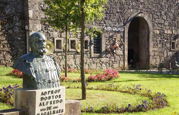 Busto del Dr.Alfredo de Magalhaes