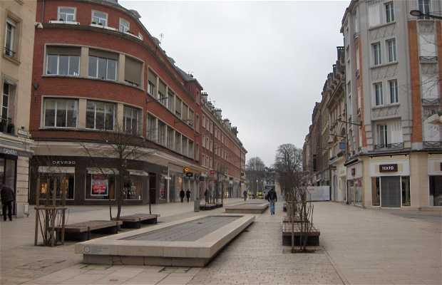 Trois Cailloux street