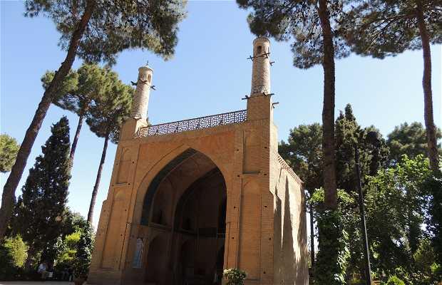 Mausoleo de Amu Abdollah Gardalani