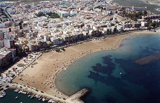 Playa de El Rihuete