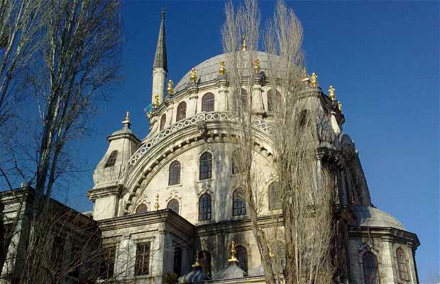 Nusretiye Camii (Mezquita de Nusretiye)