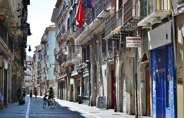 Calle de la Zapatería